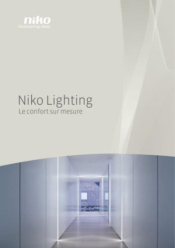 Brochure Niko Lighting