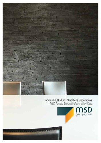 MSD Panels Synthetic Decorative Walls
