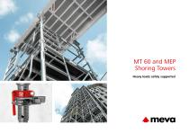MT 60 and MEP Shoring Towers