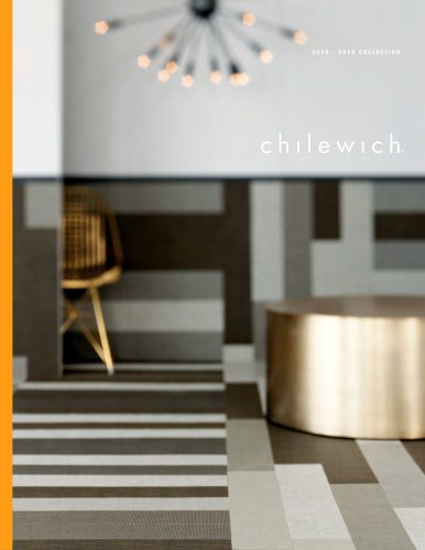 Chilewich- Contract Brandbook 2015-2016
