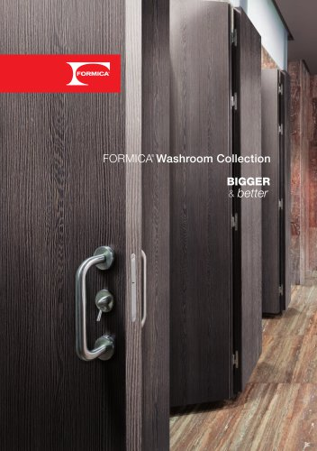 Formica® Washroom Collection