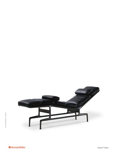 Eames Chaise Product Sheet