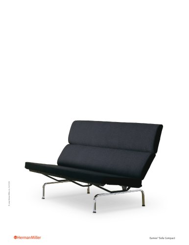 Eames Sofa Compact Product Sheet