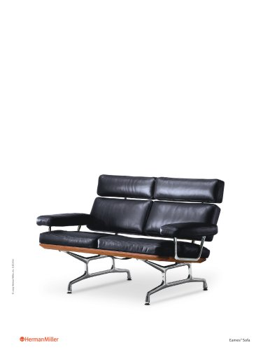 Eames Sofa Product Sheet