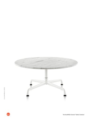 Eames Tables Outdoor product sheet
