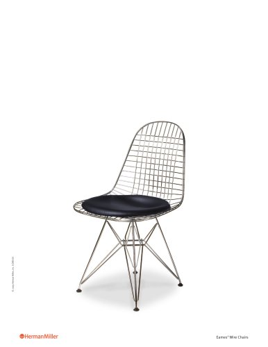 Eames Wire Chairs Product Sheet