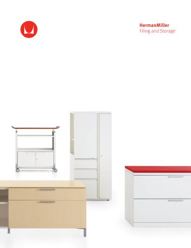 Herman Miller Filing and Storage