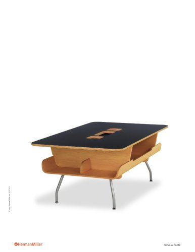 Kotatsu Table Product Sheet