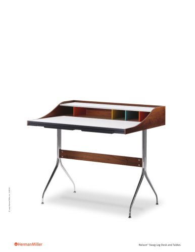 Nelson Swag Leg Desk and Tables Product Sheet