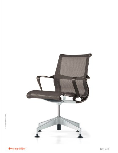 Setu Chairs brochure