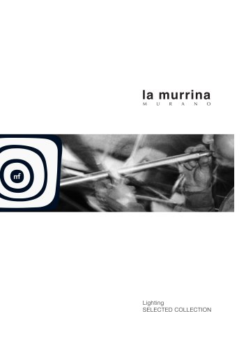 La murrina lighting