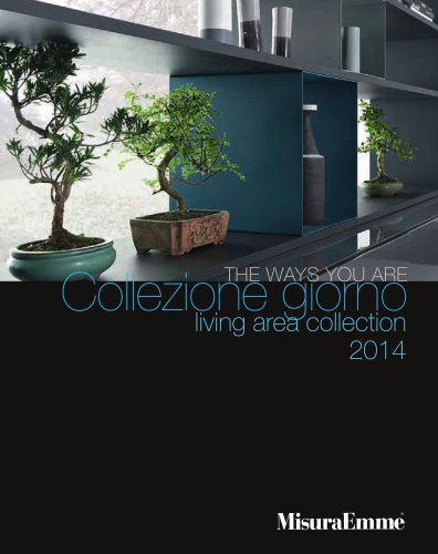 LIVING AREA COLLECTION 2014
