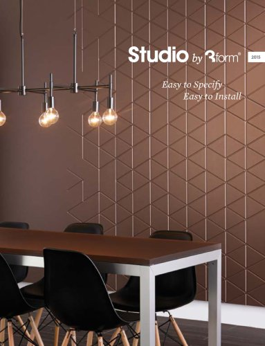 2015 Studio Catalog