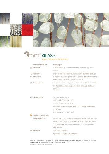 3form glass