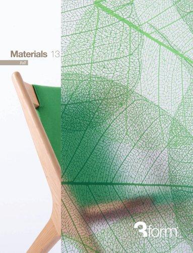 Materials 13 Fall
