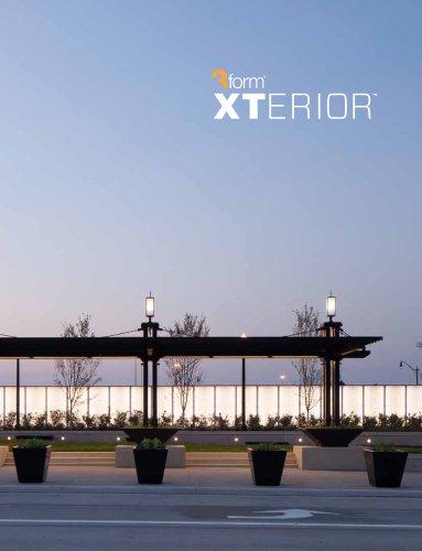 XTeriors Brochure 2014