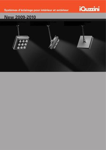 New 2009-2010 - Systèmes d'éclairage pour intérieur et extérieur