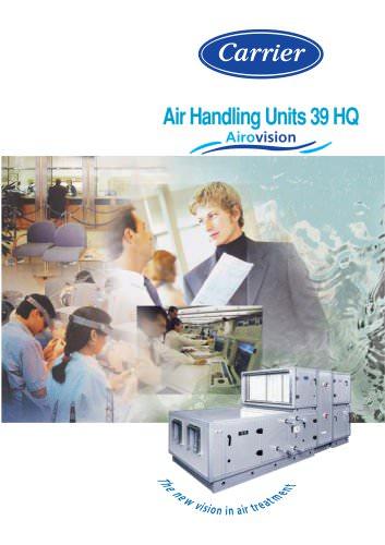 39HQ Airovision Air Handling Units