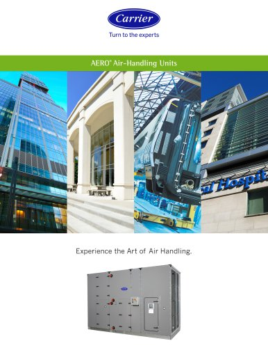 AERO® Air-Handling Units