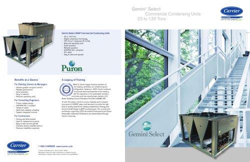 Gemini® Select 38AP Commercial Condensing Units