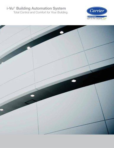 i-Vu® Building Automation System