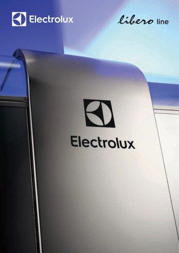 Electrolux Professional Libero line