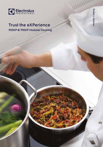 Electrolux Professional XP900-700 modular cooking
