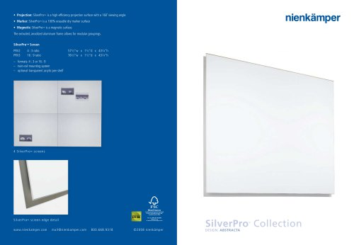 SilverPro Collection