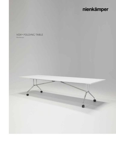 Vox Folding Table