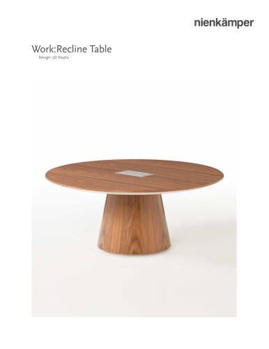 Work:recliner