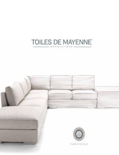 Brochure Canapes Catalogue Toiles Pdf De Mayenne Sieges Et ulFcT3K1J
