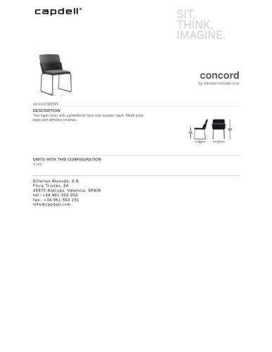 Concord 522WV