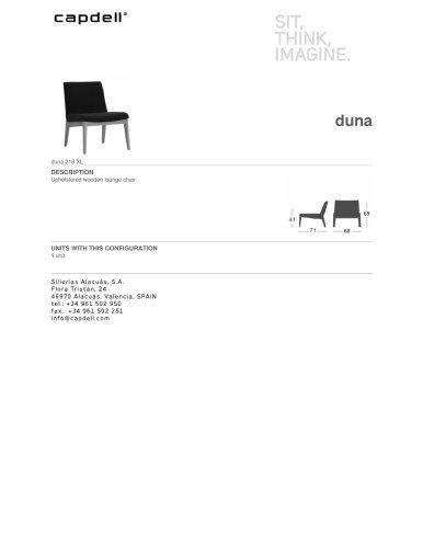duna 218 XL