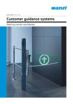Customer guidance systems