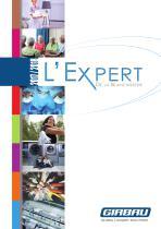 Catalogue Girbau « L'Expert de la Blanchisserie