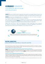 Catalogue Girbau « L'Expert de la Blanchisserie - 4