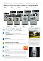 Laveuses Serie RMS/RMG - 2