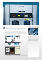 Presse d'extraction SPR-50 - 6
