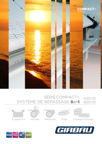 Systéme de repassage Série COMPACT
