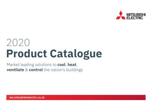 2020 Product Catalogue