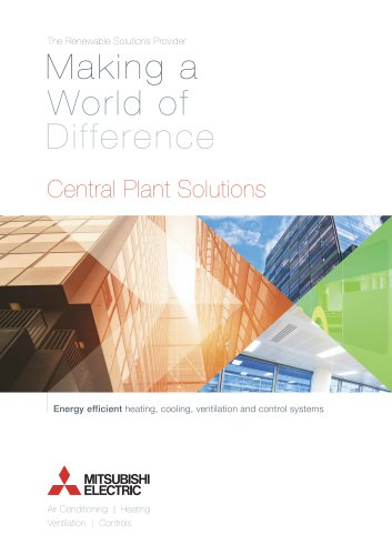 Central Plant Solutions