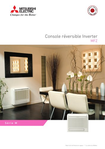 Console réversible Inverter MFZ