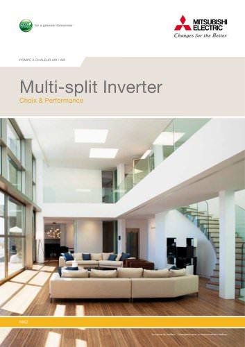 Multi-split Inverter
