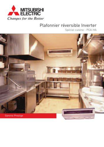 Plafonnier Réversible Inverter : Spécial cuisine