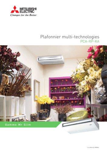 Plafonnier Réversible Multi-technologies