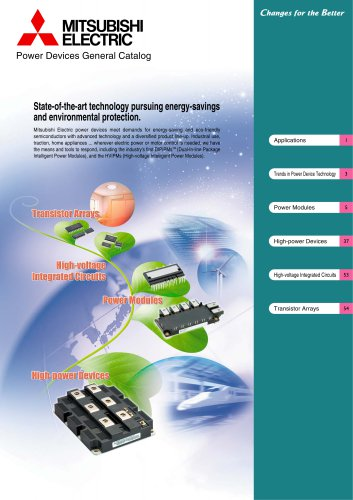 Power Devices General Catalog