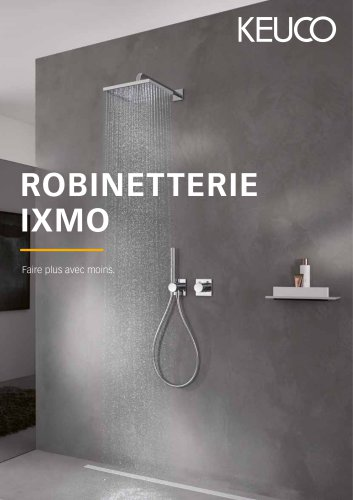 ROBINETTERIE IXMO