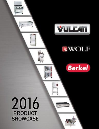 2016 Product Showcase
