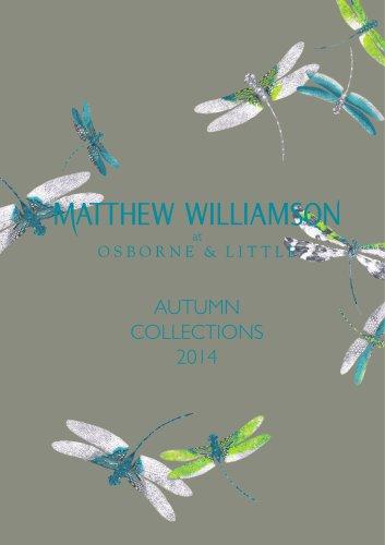 MATTHEW WILLIAMSON at OSBORNE & LITTLE