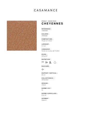 CHEYENNES